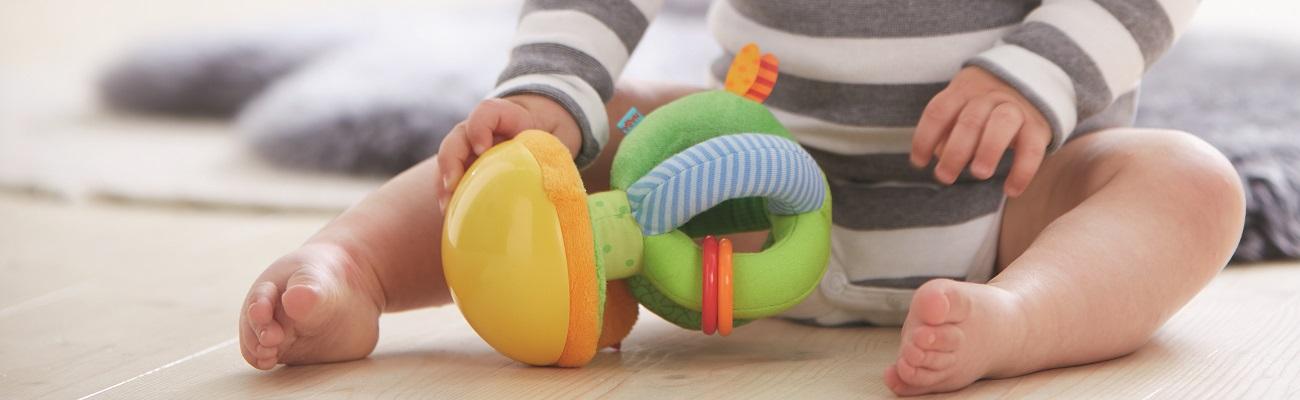 Brinquedos para Bebé