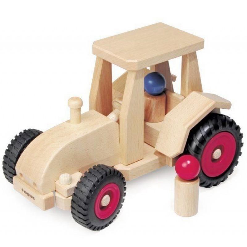 Tractor com Cabine