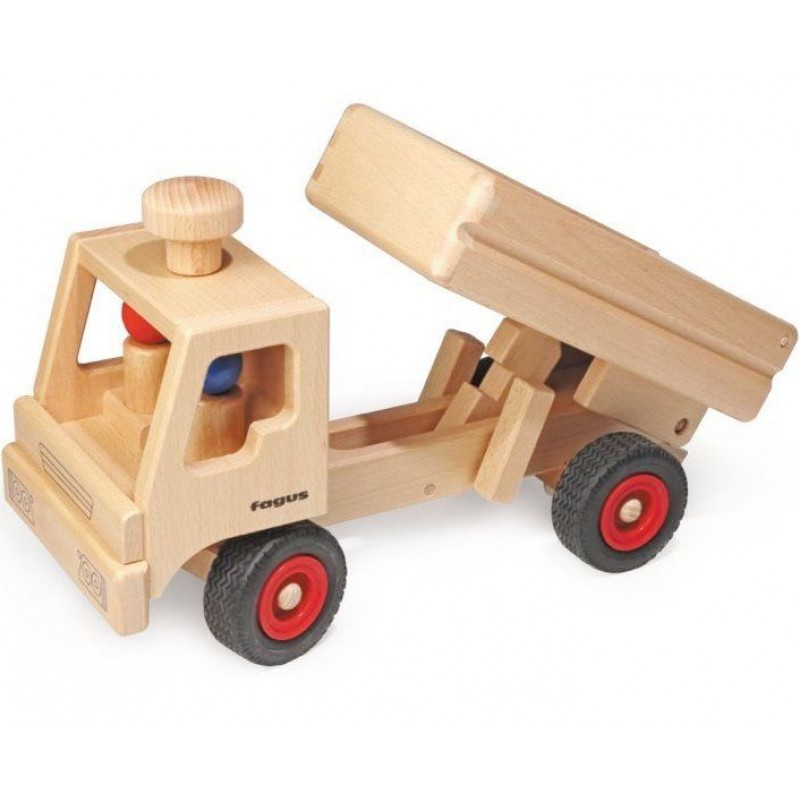 Camião das Obras Fagus