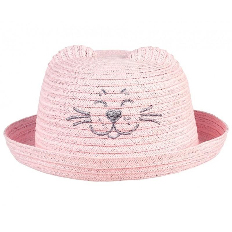 Chapéu Gato Rosa