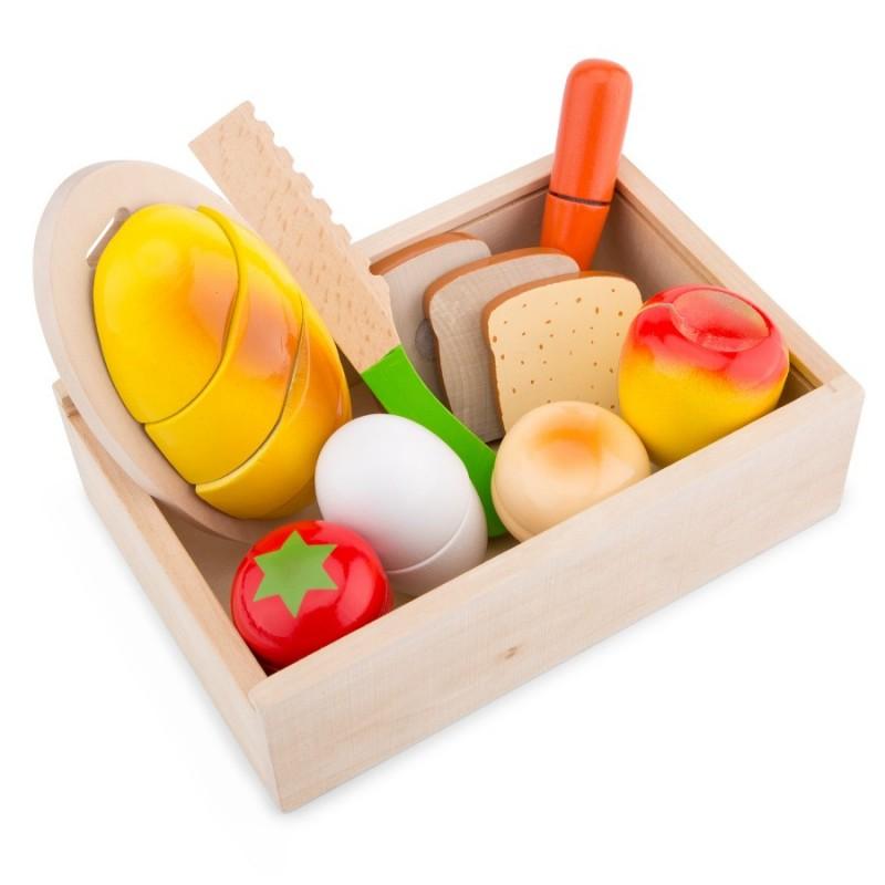 Caixa de Pequeno Almoço para Cortar
