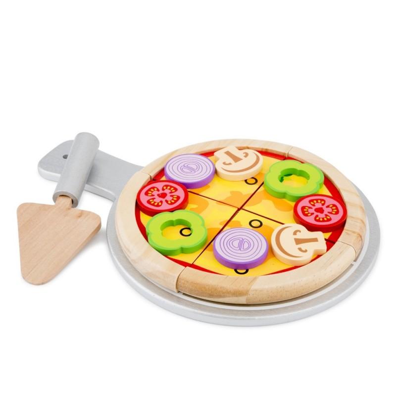 Pizza para cortar