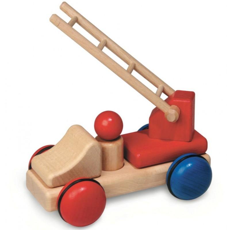 Mini Carro dos Bombeiros