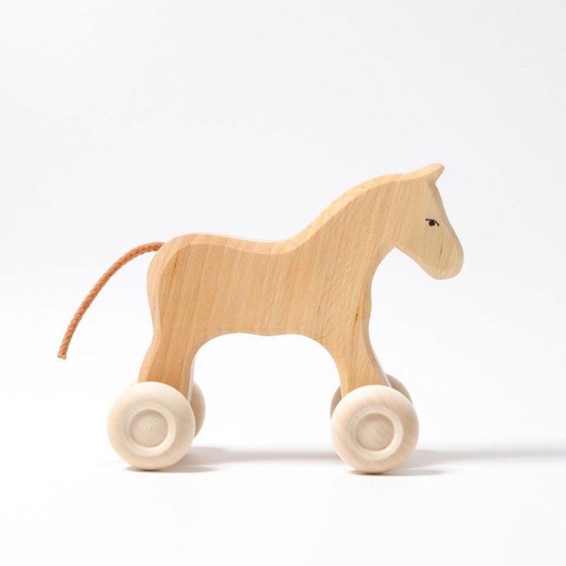 Cavalo com Rodas Grimm's