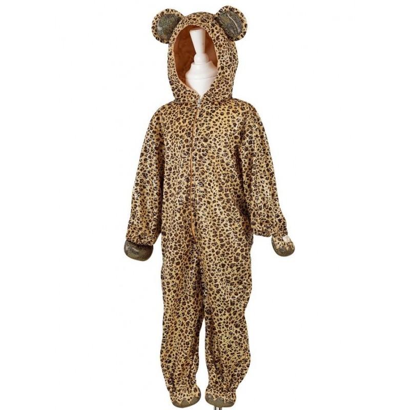 Disfarce Leopardo 2 anos