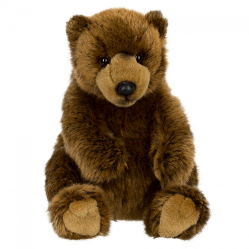 Urso Castanho 22cm WWF Plush Collection