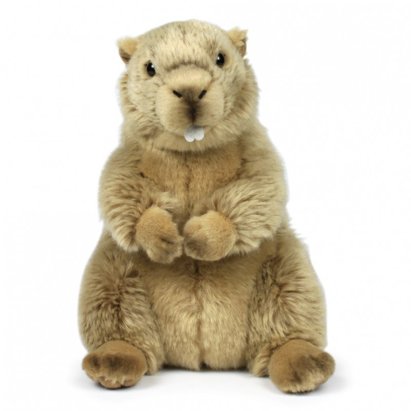 Marmota WWF Plush Collection