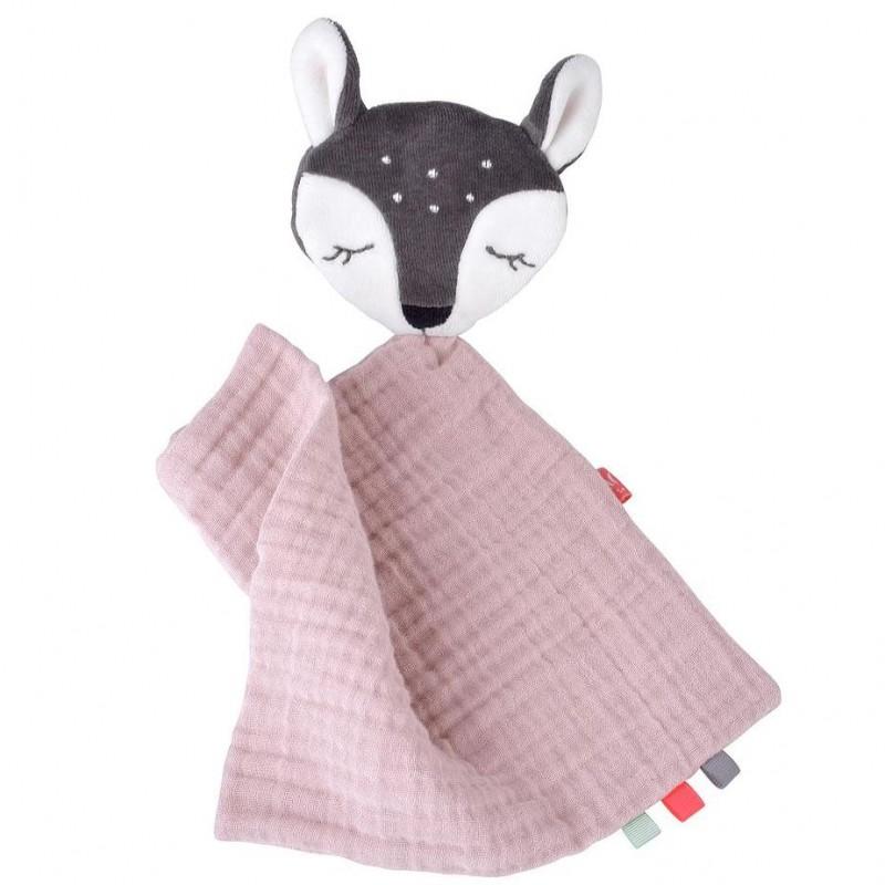 Doudou Bio Bambi
