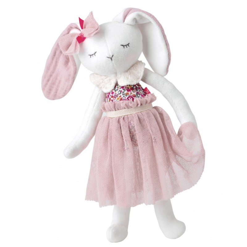 Peluche Rabbit Girl Bio