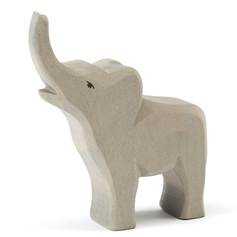 Elefante Bebé Tromba Levantada Ostheimer