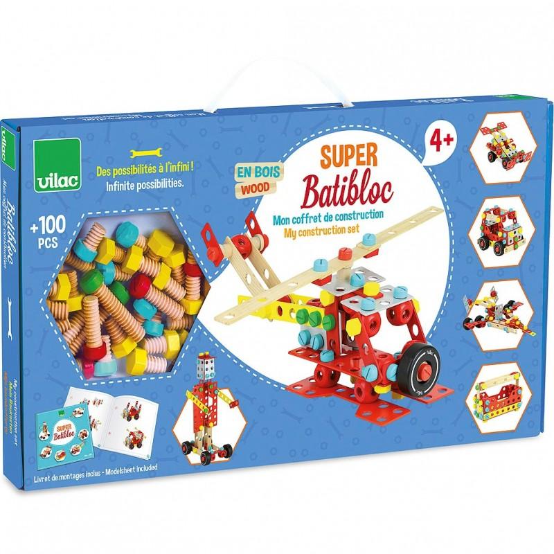 Construção Super Batibloc