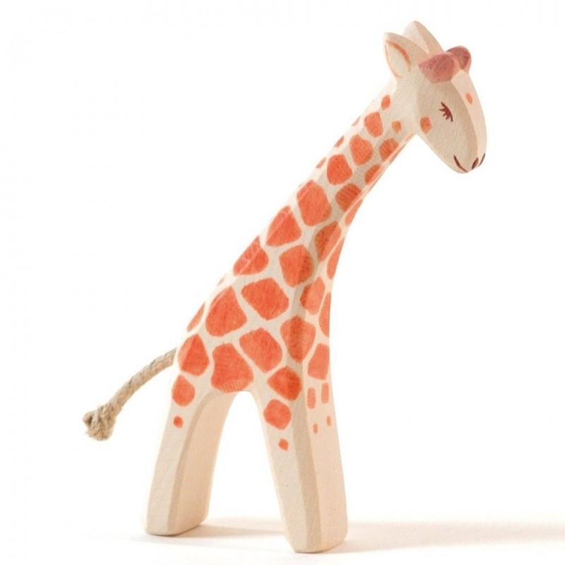 Girafa Pequena cabeça baixa Ostheimer