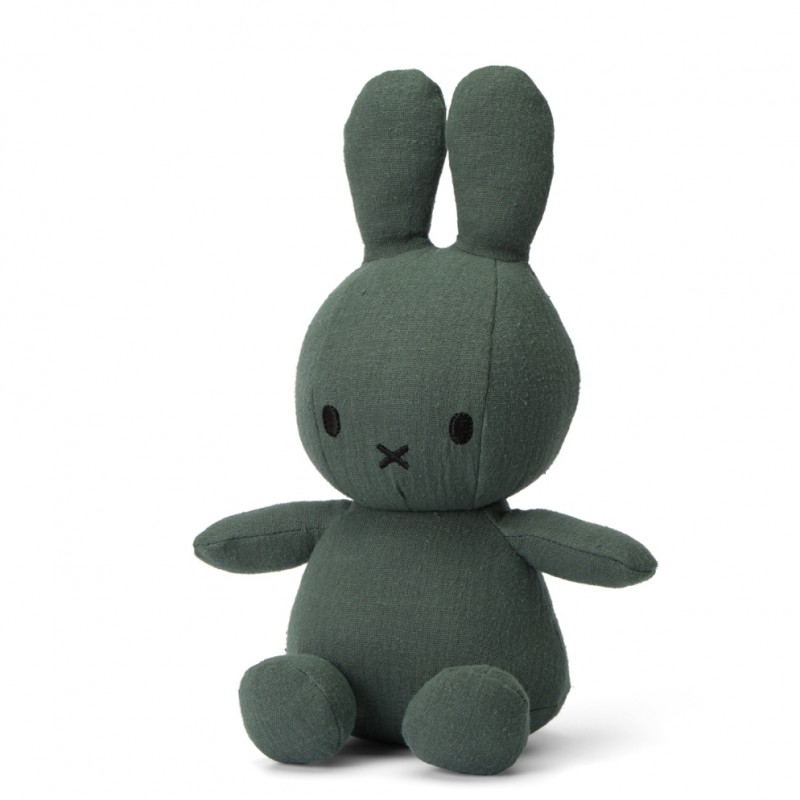 Miffy Mousseline Green