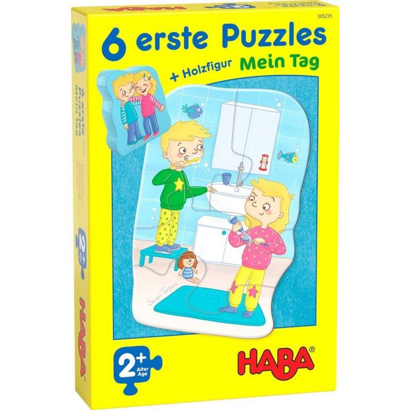 6 Puzzles O Meu Dia
