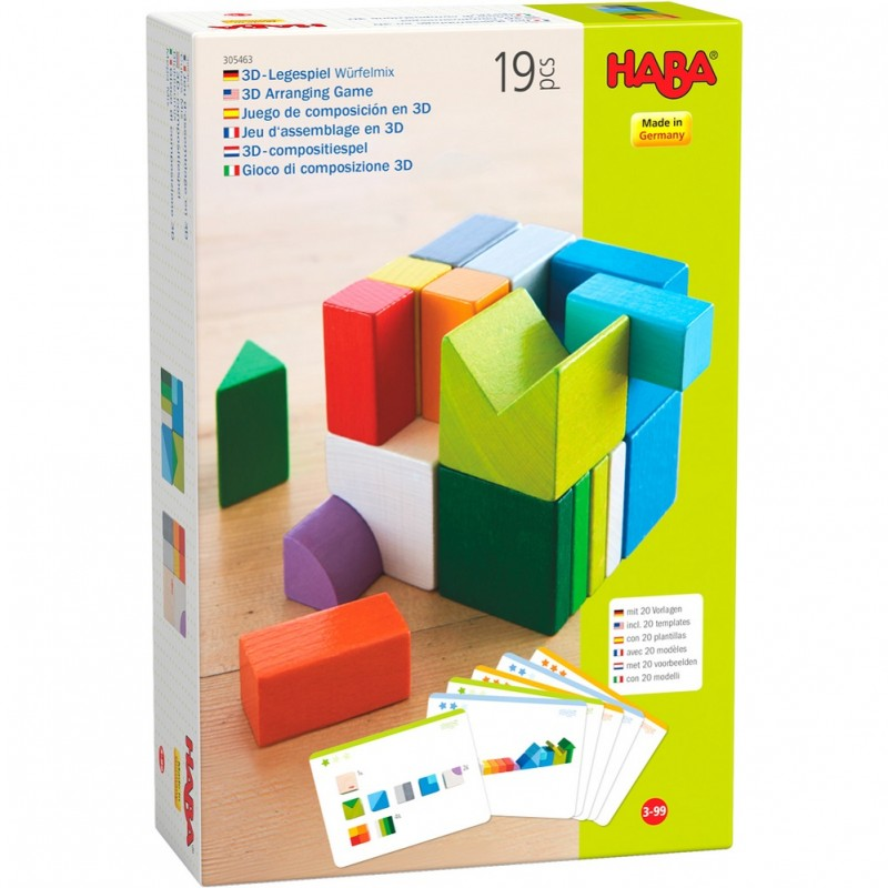 Chromatix Puzzle 3D