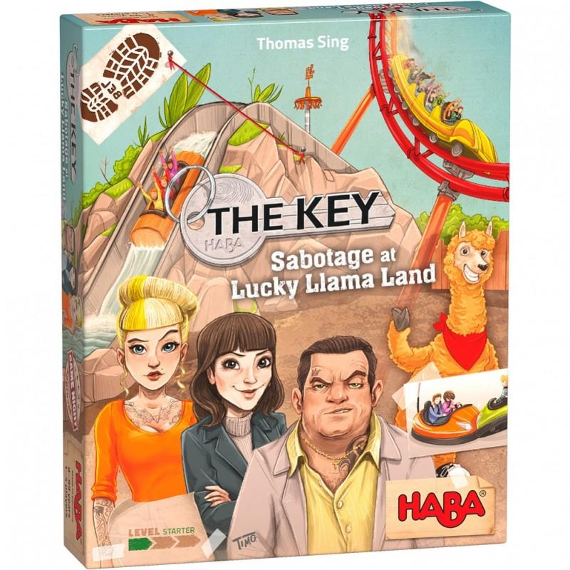Jogo The Key - Lucky Llama Land 8+