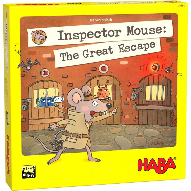 Jogo Inspector Mouse 5+