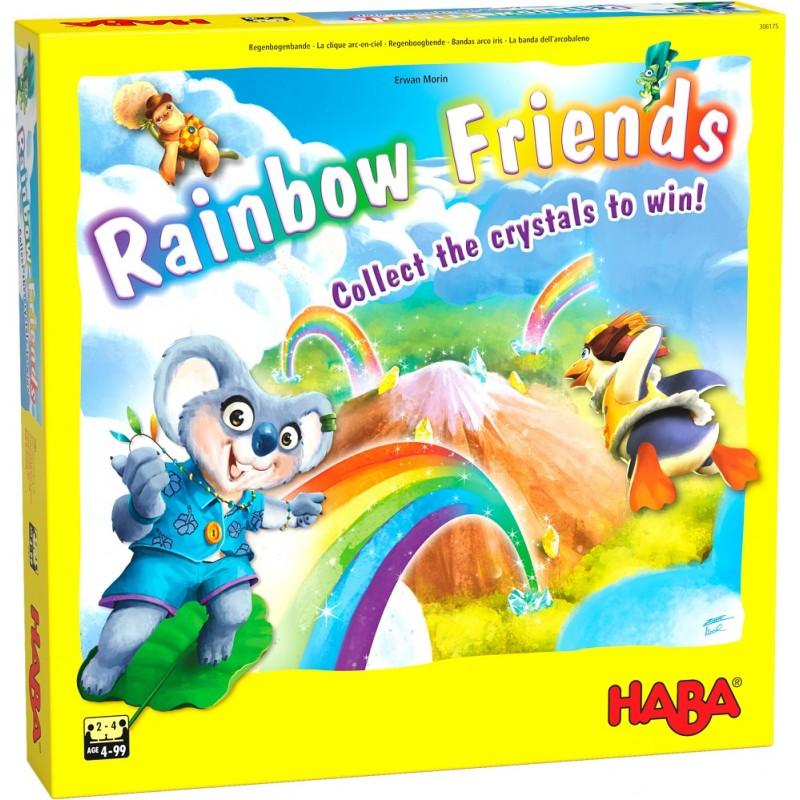 Jogo Amigos Arco-Íris 4+