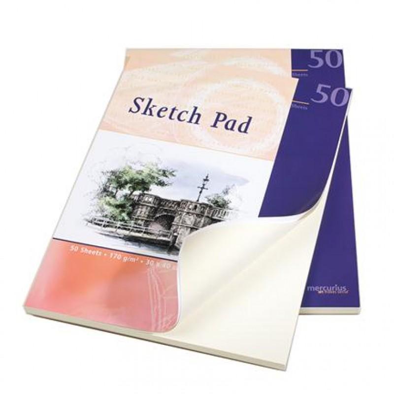 Bloco de Papel de desenho e pintura