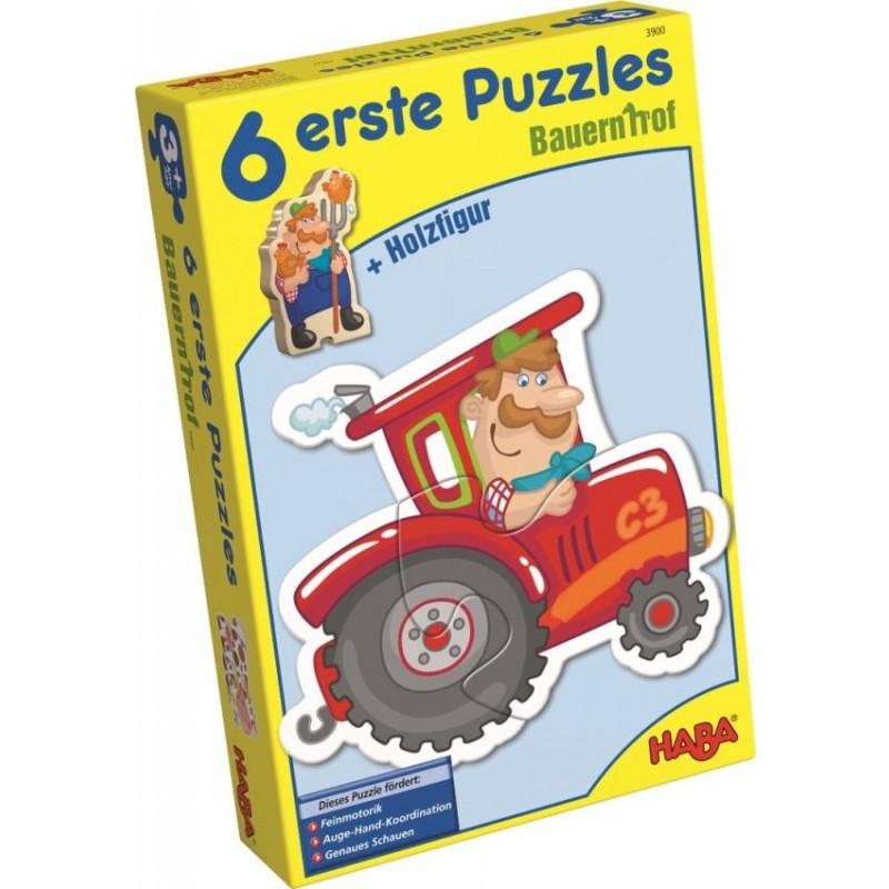 6 Puzzles Quinta