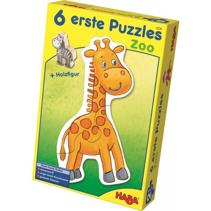 6 Puzzles Zoo