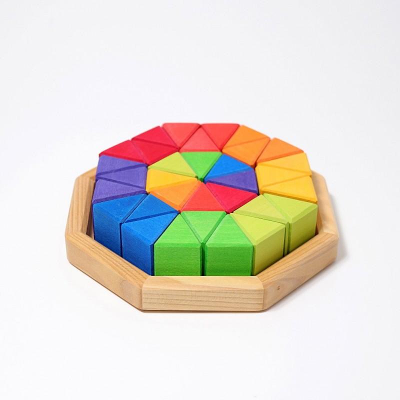Puzzle Octógono Pequeno Grimm's