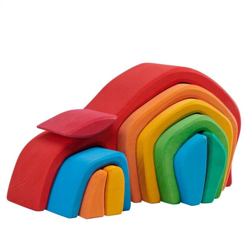 Túnel Colorido NIC