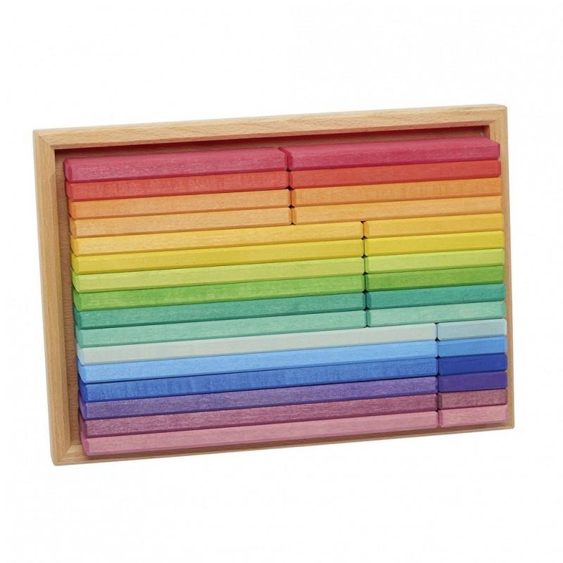 Construção de Placas Rainbow