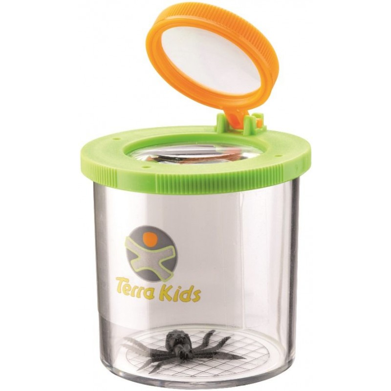 Caixa com Lupa Terra Kids