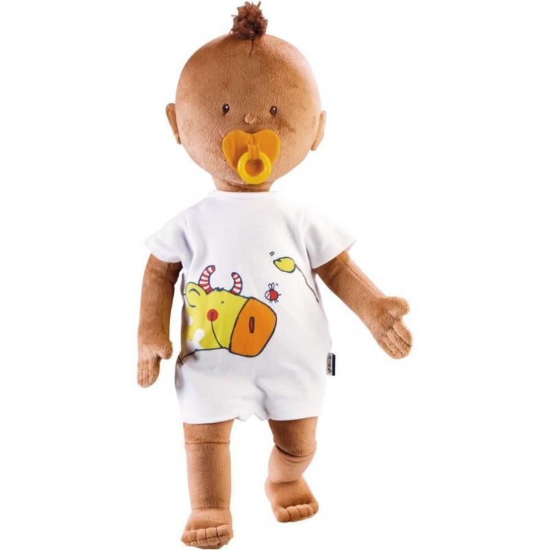 Bebé Krümel Moreno 43cm