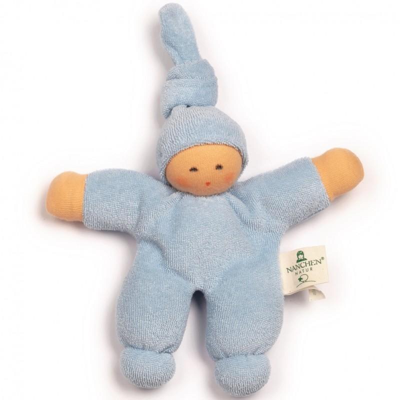 Bebé Pimpel Azul Claro