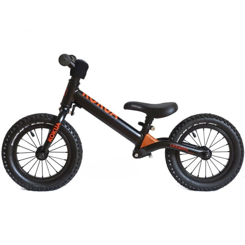 Bicicleta sem Pedais Kokua Jumper Black