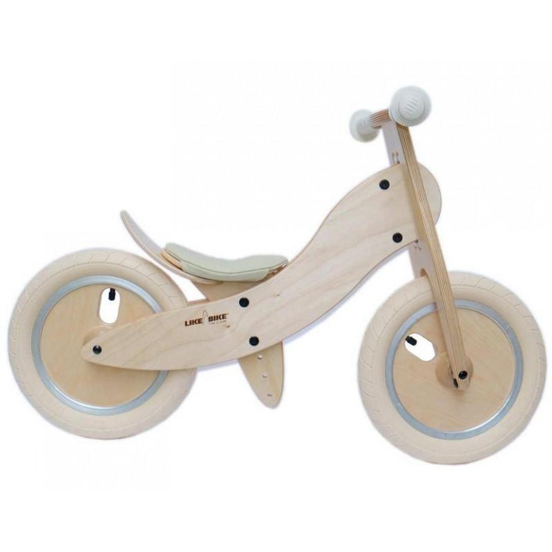 Bicicleta sem pedais Kokua Branca