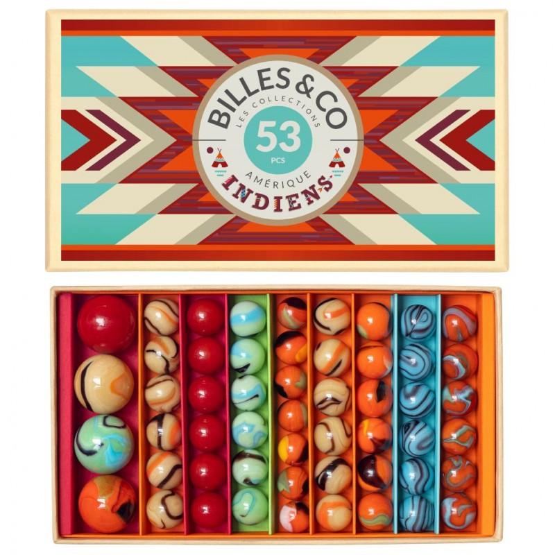 53 Billes&Co - Box Indiens