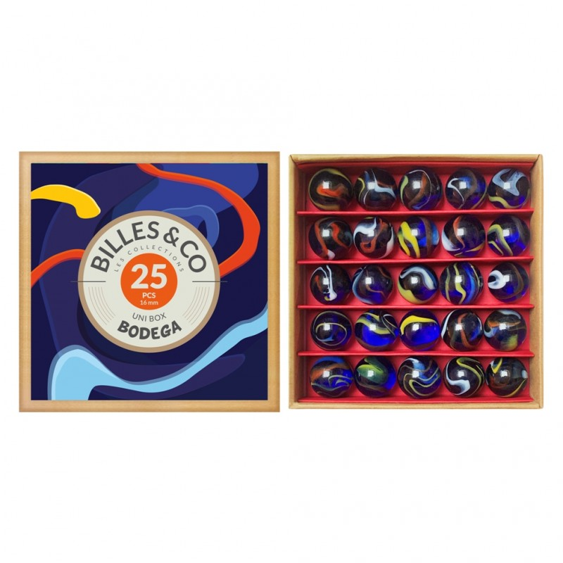 25 Billes&Co - Unibox Bodega