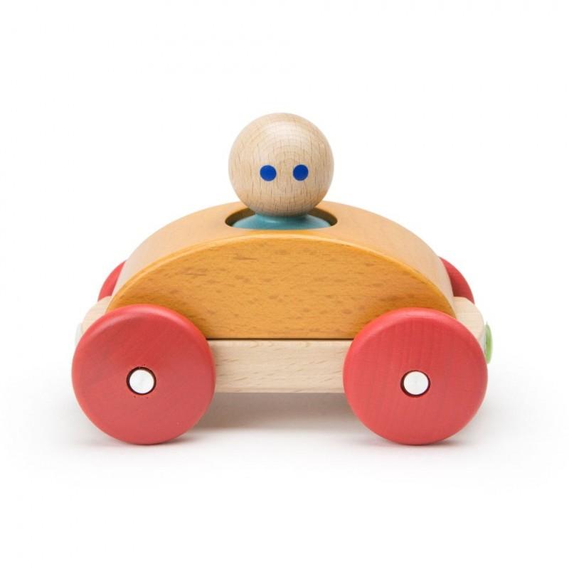 Tegu Carro Magnético Orange