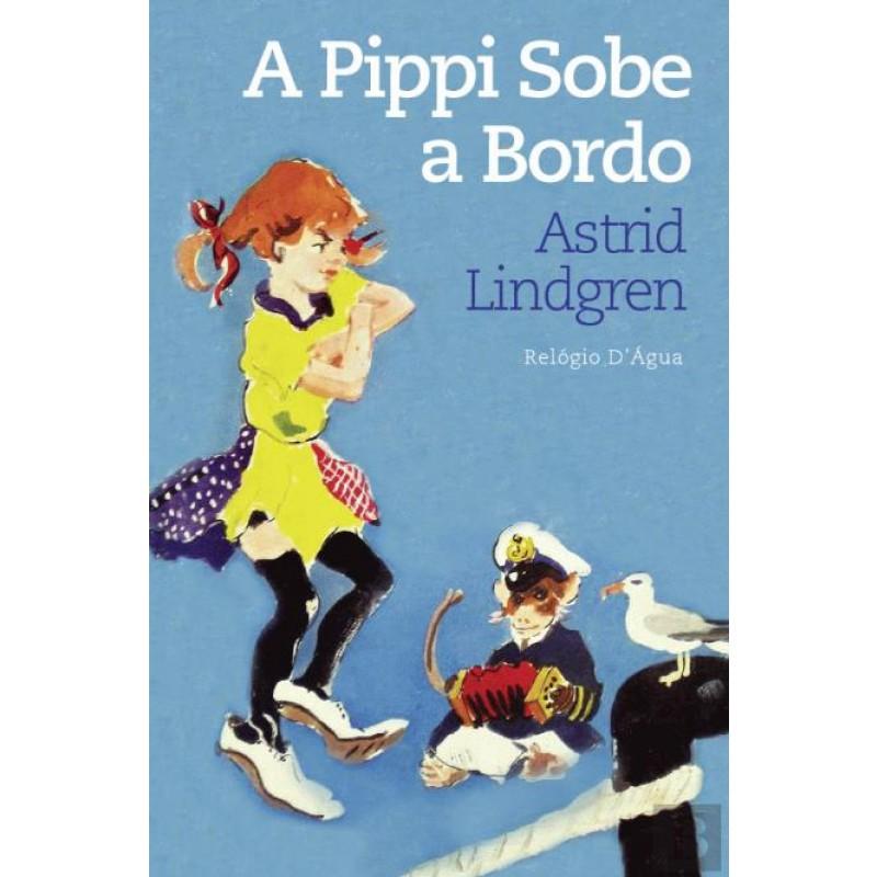 A Pippi Sobe a Bordo 8+