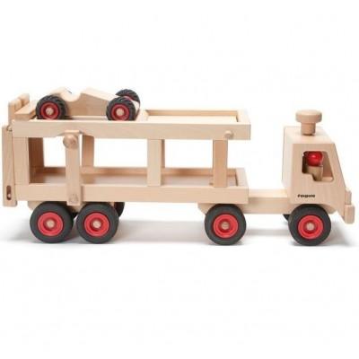 Camião de Transporte de Carros