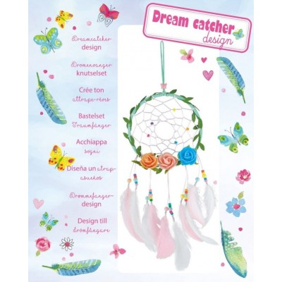 Kit Faz o Teu Dream Catcher