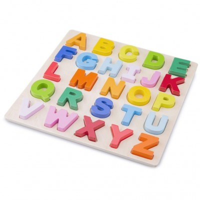 Puzzle Educativo Alfabeto