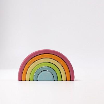 Arco-íris Pastel Médio Grimm's