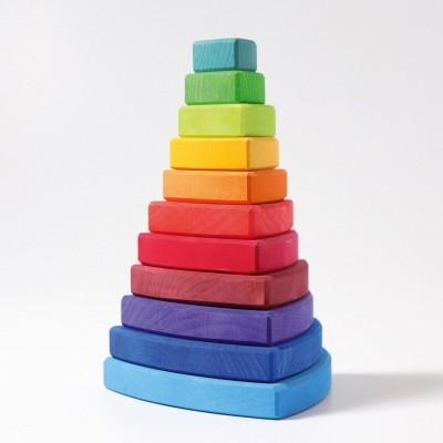 Torre de Triângulos Grimm's