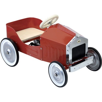 Carro de Pedais Vintage Red