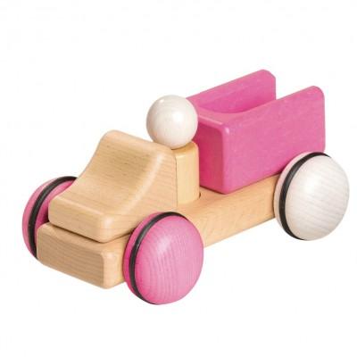 Mini Camião Rosa