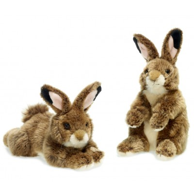 Lebres Pequenas WWF Plush Collection