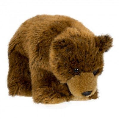 Urso Castanho 15cm WWF Plush Collection