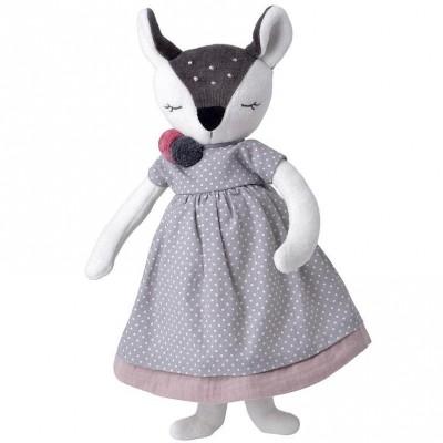 Peluche Bambi Rapariga Bio