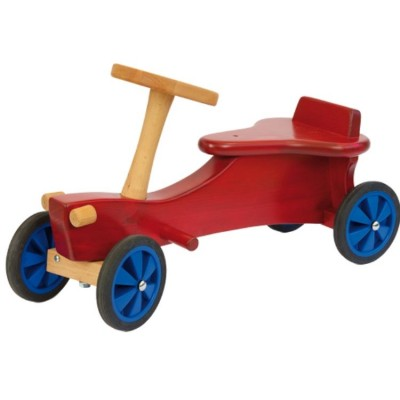 Tractor de Pés Vermelho