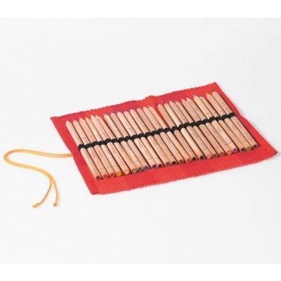 Estojo para 24 lápis de cor gigantes