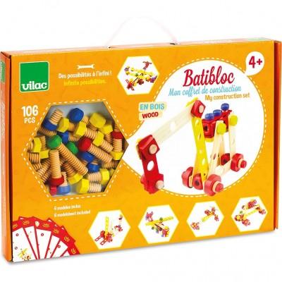 Construção Batibloc 106p.